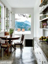 Mieszkanie w designerskich meblach