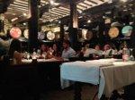 Wnętrze restauracji